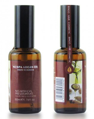 ARGAN OIL from MOROCCO Масло арганы для волос, Argan Oil from Morocco Nuspa, 50мл* 6590133