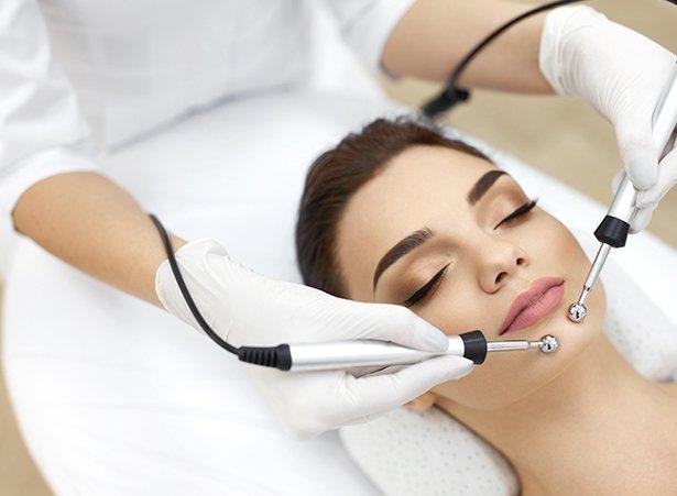 Микротоковая терапия в косметологии. - семинар Смарт Бай